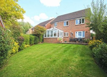 Thumbnail 4 bed detached house for sale in Five Fields Close, Watford