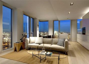 Thumbnail 1 bed flat to rent in South Bank Tower, 55 Upper Ground