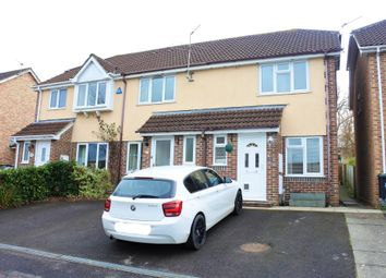Thumbnail 2 bed end terrace house for sale in Woodsage Drive, Gillingham