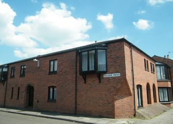 Thumbnail 1 bed flat to rent in College Mews, Stratford-Upon-Avon