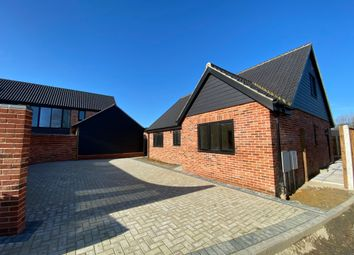 Thumbnail 3 bed detached house for sale in Plot 11 The Willow, Oakland Mews, Strumpshaw