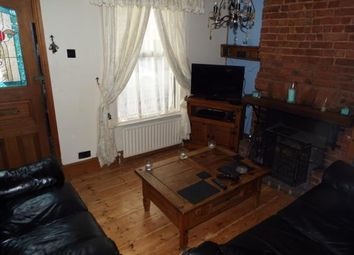 Thumbnail 2 bed terraced house for sale in Baker Street, Rochester, Kent