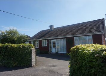 Thumbnail 3 bed detached bungalow for sale in Chirbury, Chirbury