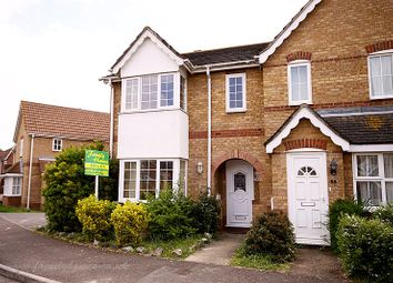 Thumbnail 3 bed semi-detached house to rent in Yeates Drive, Kemsley, Sittingbourne