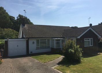 Thumbnail 2 bed bungalow to rent in Knockwood Road, Tenterden, Kent