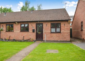 Thumbnail 2 bed semi-detached bungalow for sale in Barons Way, Mountsorrel, Loughborough