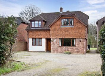 Thumbnail 4 bed detached house for sale in Holly Oak, Ox Lane, St Michaels, Kent