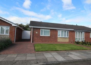 Thumbnail 2 bed bungalow for sale in Hawthorn Close, Whickham, Newcastle Upon Tyne