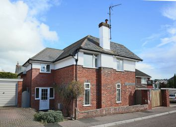 Thumbnail 5 bedroom detached house for sale in Hazeldene Gardens, Exmouth