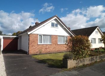Thumbnail 2 bed bungalow to rent in Lea Avenue, Goostrey, Crewe