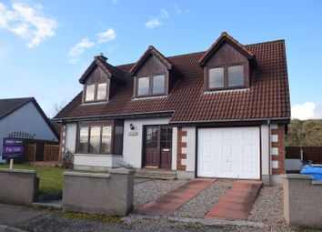Thumbnail 4 bed detached house for sale in Tower Street, Golspie