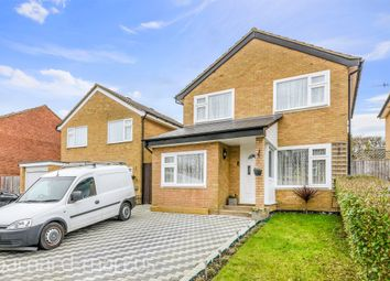 Thumbnail 4 bed detached house for sale in Spencer Way, Redhill
