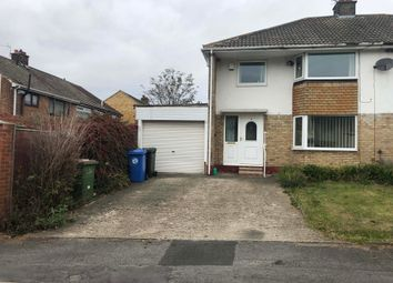 Thumbnail 3 bed semi-detached house for sale in Ripon Road, Nunthorpe