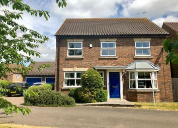 Thumbnail 4 bed detached house for sale in Church Walk, Sibsey, Boston
