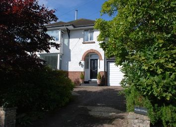 Thumbnail 4 bedroom detached house for sale in Newlands Road, Sidford, Sidmouth
