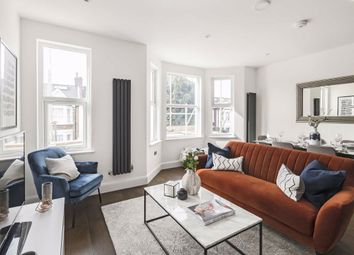 Thumbnail 3 bed flat for sale in St. Kilda Road, London
