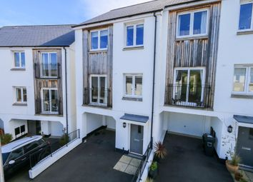 Thumbnail 3 bed end terrace house for sale in Saddleback Close, Ogwell, Newton Abbot