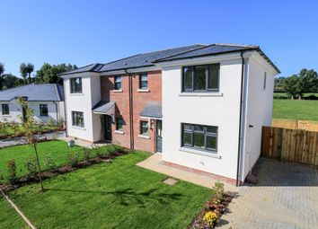 Thumbnail 3 bed semi-detached house for sale in Tracey Vale, Bovey Tracey, Newton Abbot