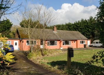 Thumbnail 6 bed bungalow for sale in Station Road, Old Leake, Boston