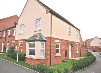 Thumbnail 4 bedroom detached house to rent in Castle Lane, Hadley, Telford