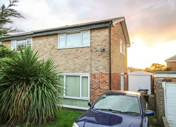 Thumbnail 2 bed semi-detached house for sale in Oak Road, Brotton, Saltburn-By-The-Sea, Cleveland