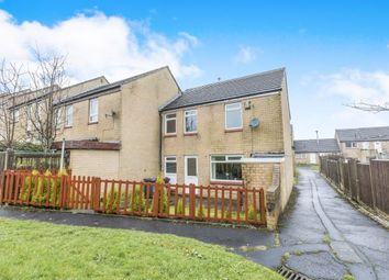 Thumbnail 3 bed end terrace house for sale in Heys Close, Blackburn, Lancashire