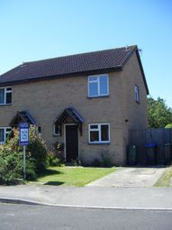 Thumbnail 3 bed town house to rent in Monks Way, Chippenham, Wiltshire