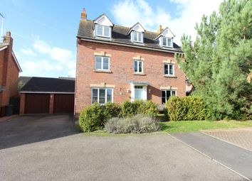 Thumbnail 5 bed detached house for sale in Lattimore Close, West Haddon, Northampton
