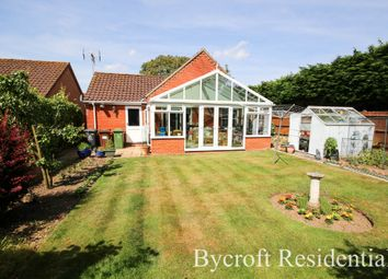 Thumbnail 3 bed detached bungalow for sale in Bracecamp Close, Ormesby, Great Yarmouth
