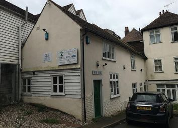 Thumbnail Office for sale in Lower Stone Street, Maidstone