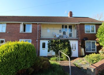 Thumbnail 2 bedroom flat to rent in Hill Rise, Exeter