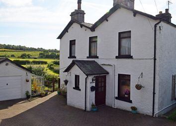 Thumbnail 3 bed cottage for sale in Yew Tree House, The Square, Allithwaite