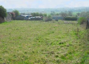 Thumbnail Land for sale in Private Lane Off Sandon Street, Leek, Staffordshire