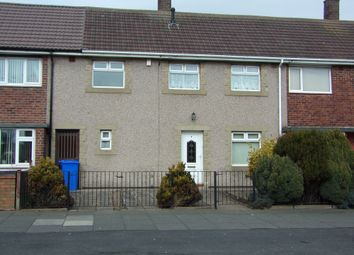Thumbnail 3 bed terraced house for sale in Briardale Road, Blyth