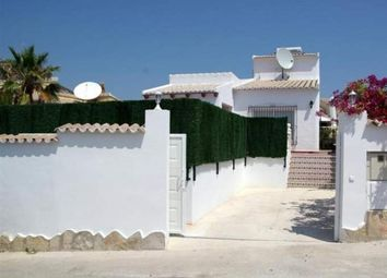 Thumbnail 3 bed villa for sale in 03726 El Poble Nou De Benitatxell, Alicante, Spain