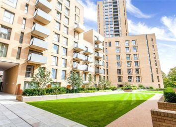 Thumbnail 1 bed flat to rent in Dunnock House, 21 Moorhen Drive, London