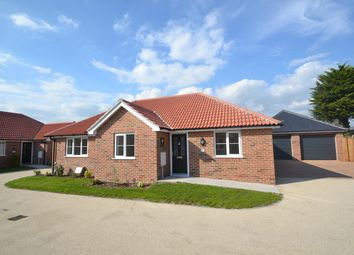 Thumbnail 3 bed detached bungalow for sale in Whitegates Court, Holland Road, Little Clacton, Clacton-On-Sea