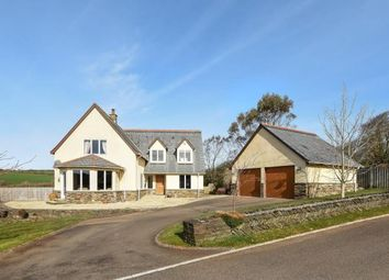 Thumbnail 4 bed detached house for sale in Camelford, Cornwall