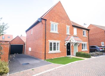 Thumbnail 3 bed shared accommodation to rent in Brett Linley Gardens, Didcot