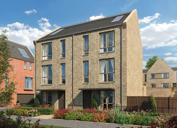 "Thumbnail 3 bedroom semi-detached house for sale in ""The Moorfield"" at Hobson Avenue, Trumpington, Cambridge"