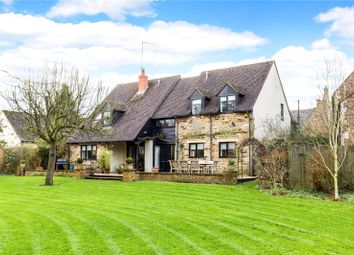 Thumbnail 4 bed detached house for sale in Wesley Place, Chacombe, Banbury, Northamptonshire