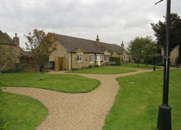 Thumbnail 2 bedroom semi-detached bungalow for sale in Tixover Grange, Tixover, Stamford