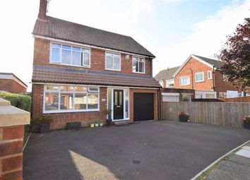 Thumbnail 4 bed detached house for sale in South Drive, Cleadon, Sunderland