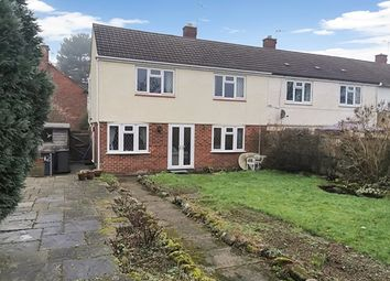 Thumbnail 3 bed end terrace house for sale in Garton Close, Beeston, Nottingham