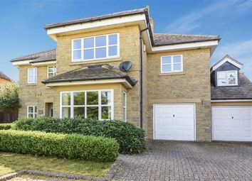 Thumbnail 5 bed detached house for sale in Latton, Swindon