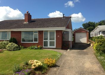 Thumbnail 3 bedroom semi-detached bungalow to rent in Axeview Road, Seaton
