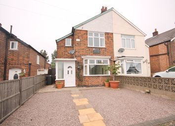 Thumbnail 3 bed semi-detached house for sale in Hill Rise, Thurmaston, Leicester