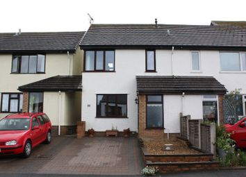 Thumbnail 2 bed end terrace house to rent in Deganwy Road, Deganwy, Conway