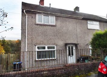 Thumbnail 2 bedroom end terrace house to rent in Prince Phillip Avenue, Garnlydan, Ebbw Vale