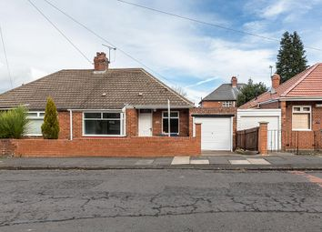 Thumbnail 2 bed semi-detached bungalow for sale in Bavington Drive, Newcastle Upon Tyne
